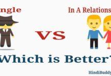 Relationship vs Single Life