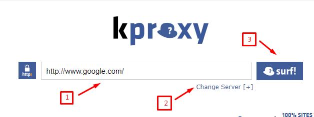 Blocked Website Ko Open Kaise Kare